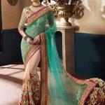 Indian Wedding Saree Trends 2018 (14)