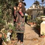 Iqra Aziz Face Of Alkaram For 2018 (8)