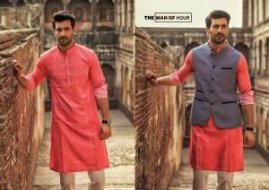 Urban Studio Men Dresses Eid Collection 2018 by Ismail (7)