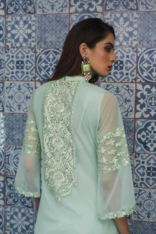 Zainab Chottani Eid Dresses Collection 2018 (1)