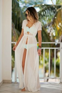 BEAUTIFUL BEACH THEME PARTY DRESS IDEAS 2018