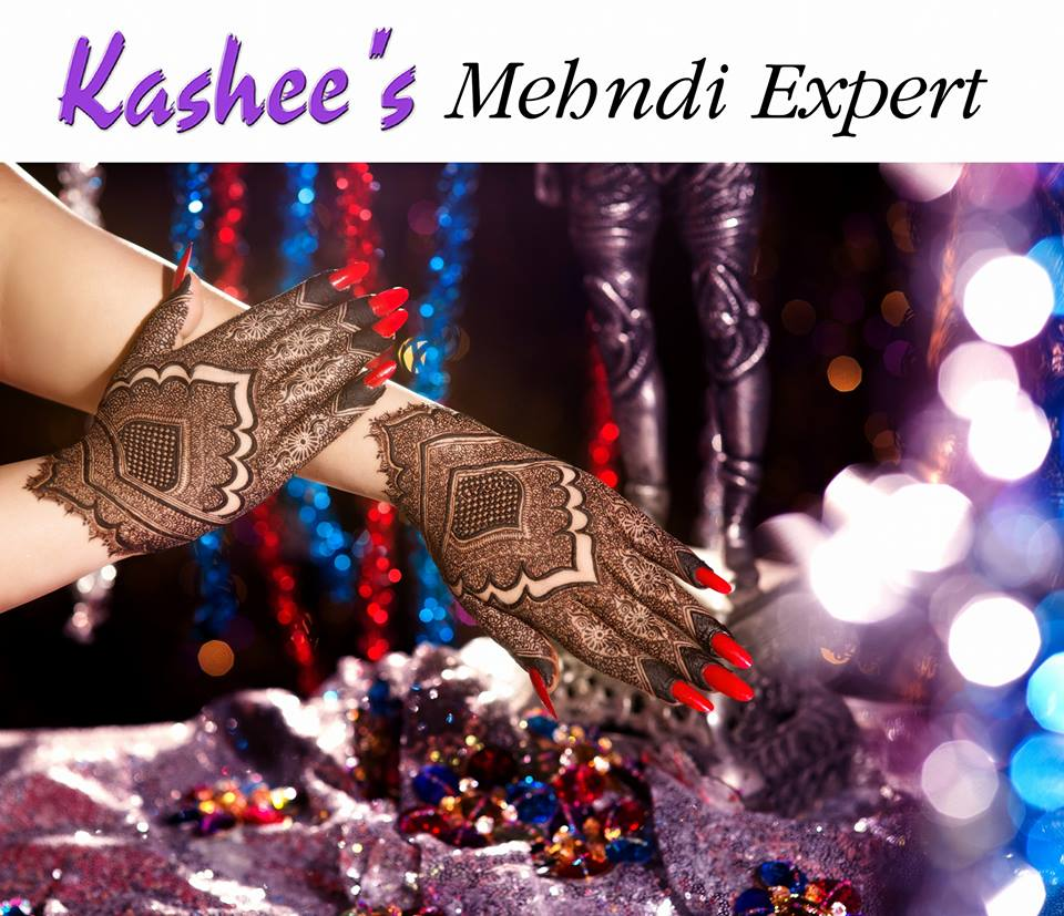 Best Mehandi Design 2018 By Kashee's Artist