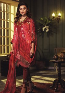 KHAADI UNSTITCHED CLASSICS EID COLLECTION 2018 (22)