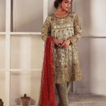 Bellissima Luxury Embroider Collection By Sana Abbas (2)