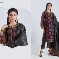 Bonanza Satrangi Eid Festive Two & Three Piece Collection 2019 (48)