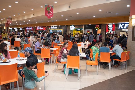 Came For Shopping This Ramzan at Dolmen Mall (11)