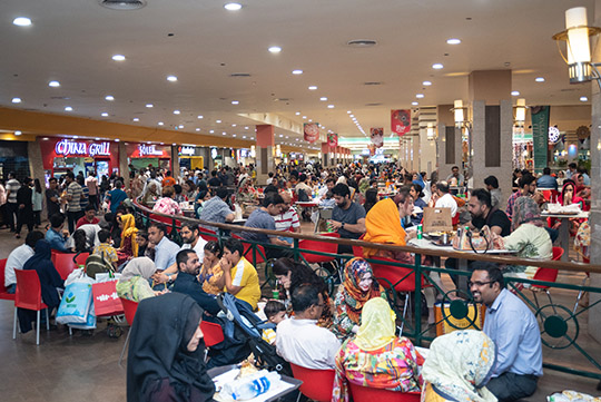 Came For Shopping This Ramzan at Dolmen Mall (12)
