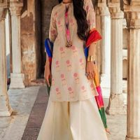 Rani Bagh Luxury Lawn Collection 2019 By Cross Stitch