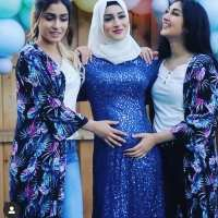 Sham Idress and Sehar Baby Shower Event Images (35)