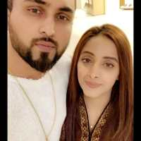 Sanam Chaudhry Actress Nikkah with Singer Somee Chohan Pictures (5)