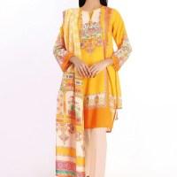Khaadi lawn Shirts for Women 2020(2)