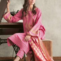 Jacquard Fabric Summer Collection 2020 By Gul Ahmed