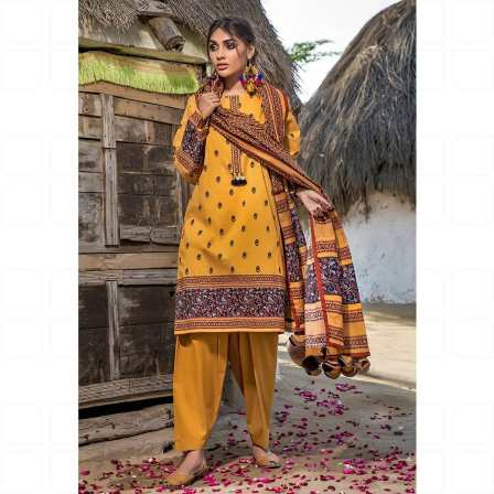 GulAhmed Women's Eid Dresses Collection 2020 (11)