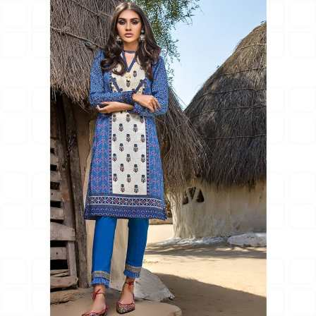 GulAhmed Women's Eid Dresses Collection 2020 (26)