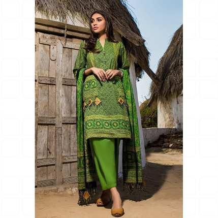 GulAhmed Women's Eid Dresses Collection 2020 (31)
