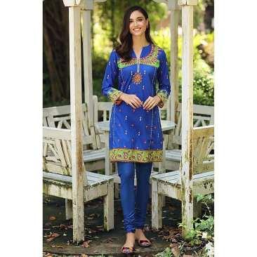 GulAhmed Women's Eid Dresses Collection 2020 (4)