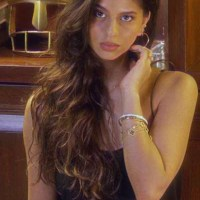 stunning pictures of Shah Rukh Khan's daughter Suhana