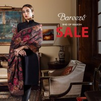 Bareeze end of season Fully embroidered Winter Collection 2021 (4)