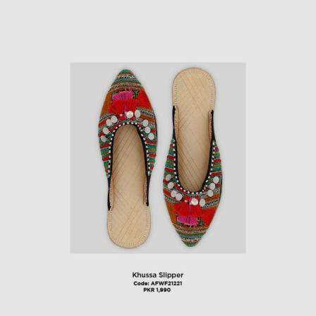 Khaadi Shoes New Arrivals For Summer 2021 (2)