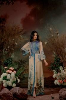 Old World Charm Brings Back With Latest Collection Guzel By Shamaeel Ansari (5)
