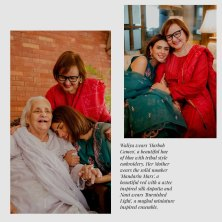 Three Generations of Love Summer Dresses Collection By Cross Stitch 2021 (3)