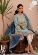 Unstitched Lawn Catalogue 2021 By Maria B (16)