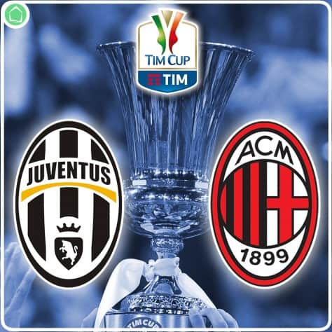 Il cammino verso la Finale: così Juventus e Milan hanno raggiunto Roma