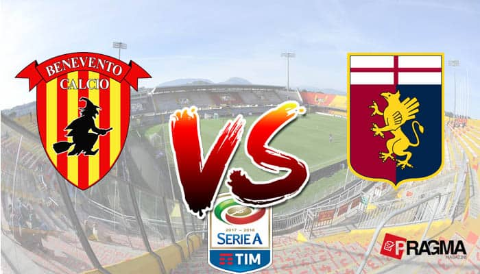 Tra meno di tre ore si aprirà la sfida tra Benevento e Genoa, una partita valida solo a fini statistici: il Benevento è retrocesso, il Genoa è già salvo. Probabili formazioni.