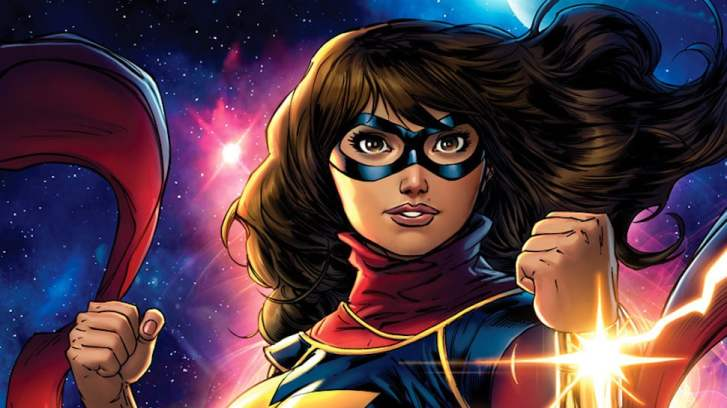 Kevin Feige ha dichiarato che Captain Marvel non sarà l'unica eroina ad avere un film tutto suo, nell'MCU. Una possibile new entry potrebbe essere Ms. Marvel, alter ego di Kamala Khan.