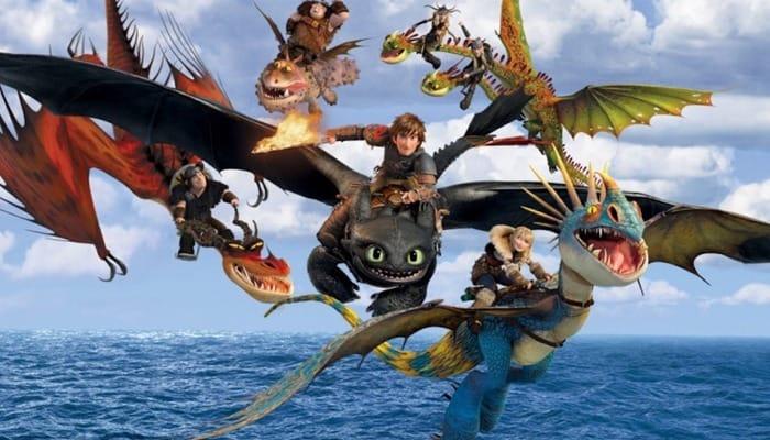 Risultati immagini per dragon trainer