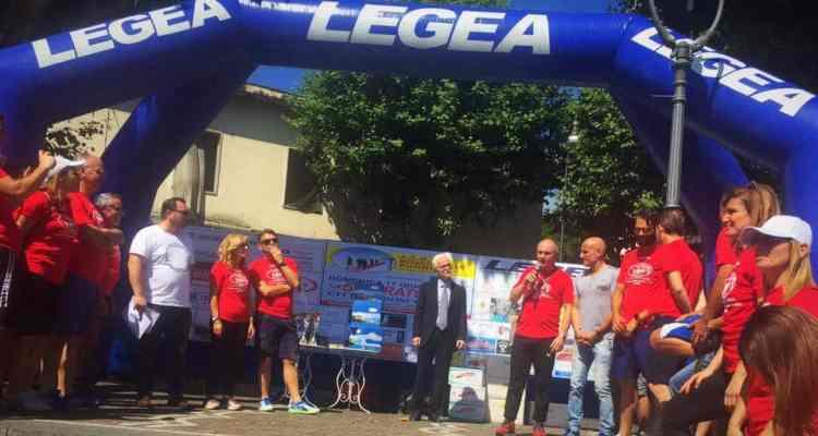 Si è svolta ieri mattina la quinta edizione della Maratonina Città di Boscoreale organizzata dalla A.S.D. Boscoreale Running, team sempre più affiatato capitanato dal Presidente Salvatore Guarino. Anno dopo anno la Maratonina di Boscoreale diventa un evento sempre più coinvolgente.