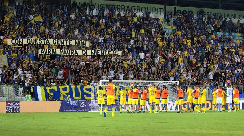 90° Anniversario del Frosinone Calcio - Magazine Pragma