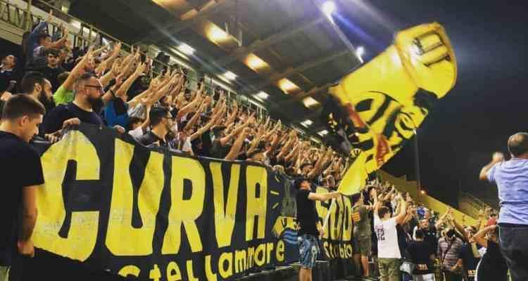 JUVE STABIA - Presentate le divise di gioco e la squadra ai tifosi