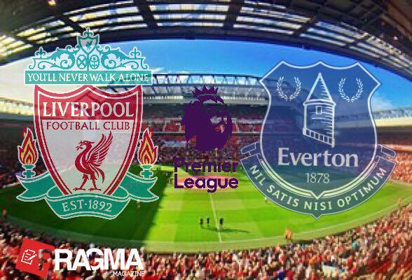 Liverpool-Everton