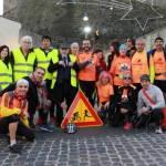 Furio Fusi, ex velocista italiano, promuove un'iniziativa a favore di runners e bikers e degli spotivi in strada. Ecco di cosa si tratta