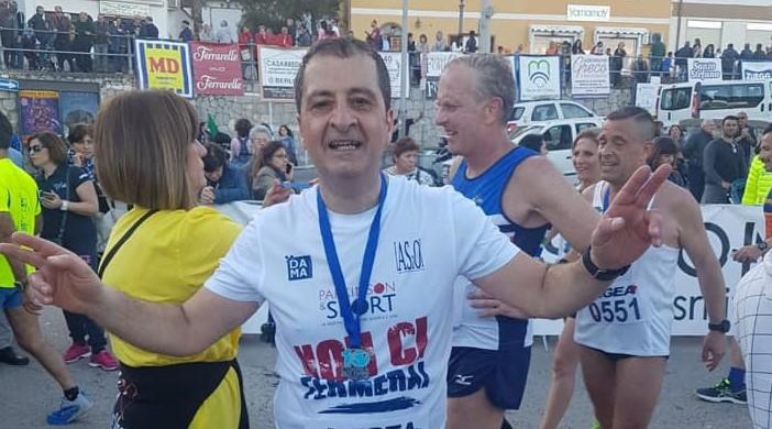 Alfonso Ruocco torna sulla distanza per eccellenza, la maratona. Lo farà a New York il prossimo 3 novembre in nome della lotta al Parkinson.