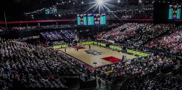 Champions League di Basket