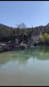 ponte crollato