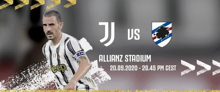 Tutto pronto per Juventus-Sampdoria, posticipo della prima giornata del campionato di Serie A 2020/2021. Le probabili formazioni del match.