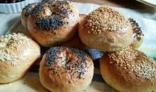 Vegan Bagels