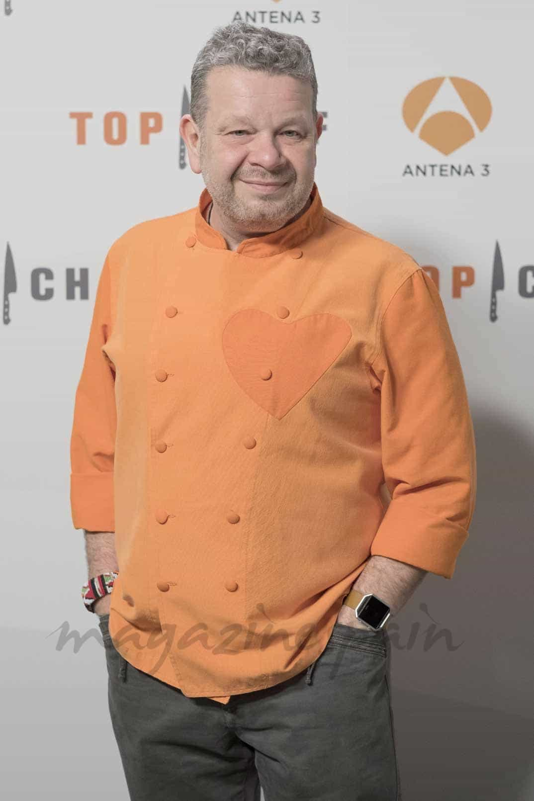 Cocina Top Chef Chicote Vuelve Hoy A Top Chef Magazinespain