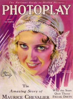 Photoplay July 1930