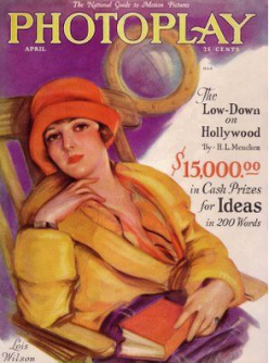 Photoplay April 1927 Lois Wilson