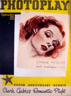 Photoplay September 1936 Hepburn