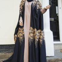 Beast Open Abaya Styles Professional Grils 2019