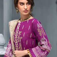 Gul Ahmed Poshak-e-Chinar Embroidered Winter Ideas 2020