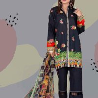 Awesome Sapphire Capsule Lawn Eid Collection Design 2020