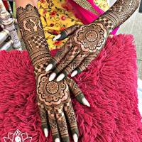 Stylish Mehndi Eid-ul-Azha Arabic Designs 2020