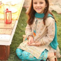 Edenrobe Kids Wear Dresses Eid Collection 2020
