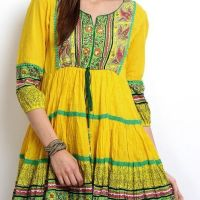 Latest Winter Pakistani Girls Frock Looking Designs 2020